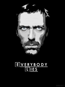 every body lies Dc House