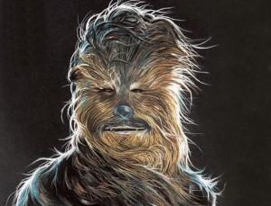 wookiee chewbacca top model